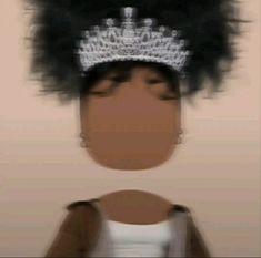Creative Profile Picture, Best Profile Pictures, Profile Pictures Instagram, Cartoon Profile Pictures, Black Cartoon Characters, Black Girl Cartoon, Black Girl Art, Black Women Art, Black Girls Pictures