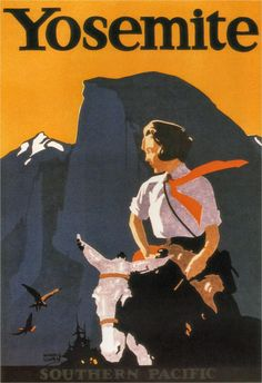 ART & ARTISTS: Vintage Travel Posters - part 1