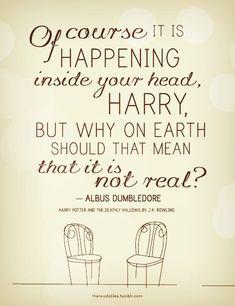 Tio riktigt bra citat från Harry Potter.