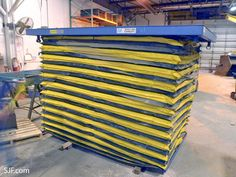 Man-Lift Scissor Lift Tables for Sale (New & Used)