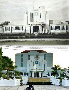 Gemeentekantoor, Cheribon, 1934, ,.,   Kantor Wlikota Cirebon, jl Siliwangi, Cirebon, 2019