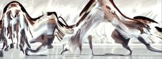 See how After Effects' Time Displacement can be used to create bizarre and other-worldly slit scan effects. Motion Capture, Motion Blur, Time Lapse Photo, Motion Design, Art Direction, Art Photography, Fair Grounds, Ballet, Dance