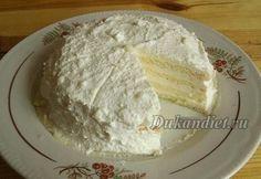 Тортик для худеющих | Диета Дюкана