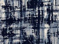 Jackson Flock Wallcovering Neptune | Xanthina Wallcoverings | Black Edition | Designer Fabrics & Wallcoverings, Upholstery Fabrics