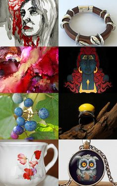 A Collection of Colors and Arts by Haley Waddington on Etsy--Pinned with TreasuryPin.com