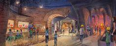 Proposed childrens' museum in Bulgaria.