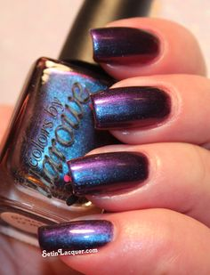 Colors by Llarowe - G HTF Grace 100:-