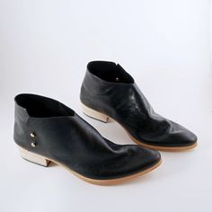The Karina BVT 3cm Heel Classic Black Leather от SevillaSmith