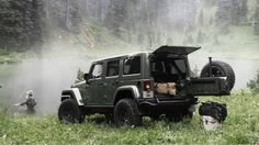 Is This $70,000 Luxury Jeep Wrangler A Better Buy Than A Range Rover?