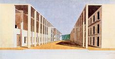 GIORGIO GRASSI - CASA DELLO STUDENTE, CHIETI  1976