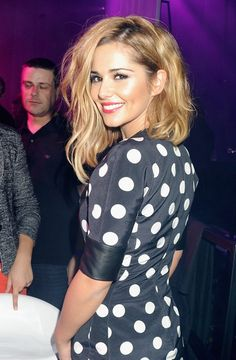 Hot or not: Cheryl Cole's lopsided hair