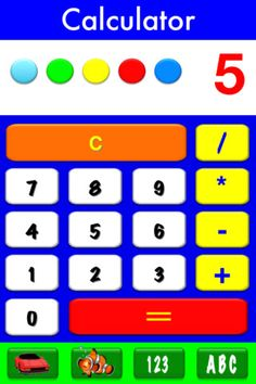 This app is a Talking Calculator, that would allow the students to hear the numbers as the press them. It also lets you change the image that you are counting. You could put in a fish or a car. Maths Eyfs, Math Classroom, Classroom Ideas, Learning Resources, Kids Learning, Math Boards, Teaching Aids, Math For Kids, Learning Disabilities