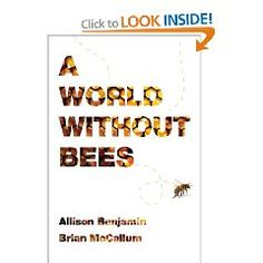 Great book on the disappearance of the honey bee