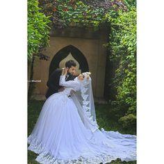 saidmhamadphotographySome Kind Of Heaven❤️ #Beautiful #Bride #Groom #SaidMhamad…