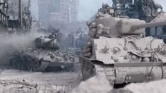 """Check out this insightful VFX breakdown for the battle sequences created for the game trailer """"Ghost Recon: Wildlands"""". For more information, please see t. Cgi 3d, World Of Tanks, Visual Effects, Animation Film, Military Vehicles, Behind The Scenes, Cinema, The Unit, Movies"""