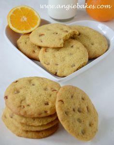 orangecookie1 Pastry Recipes, Brownies, Muffins, Chips, Christmas Decorations, Cupcakes, Cookies, Baking, Breakfast