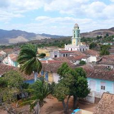Cuba - Province of Sancti Spiritus - Trinidad and the Valley de los Ingenios - ©OUR PLACE THE WORLD HERITAGE COLLECTION / Geoff Steven