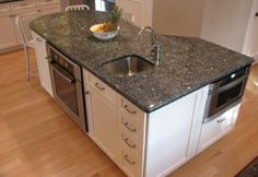 All-in-one kitchen island