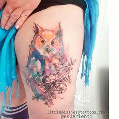Fun one today for a fav client of mine :) thanks so much Jemima! Always a pleasure. by littlemissjesstattoos Watercolor Tattoo, Healing, Tattoos, Happy, Instagram Posts, Fun, Tatuajes, Tattoo, Watercolor Tattoos