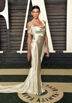 Liberty Ross Sneakily Rewore Her Wedding Dress to an Oscars Afterparty - Satin Gown, Satin Dresses, Silk Dress, Sexy Dresses, Fabulous Dresses, Pretty Dresses, Silk Evening Gown, Evening Dresses, Liberty Ross