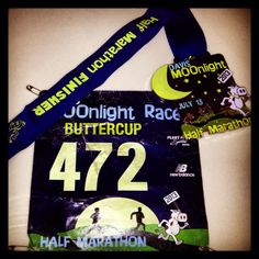 Davis MOOnlight Half Marathon  July 14, 2013