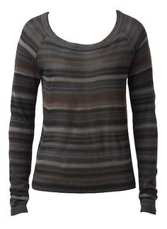 Seed ~ striped brown top