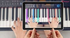 How augmented reality can transform musical instrument learning? Augmented Reality Technology, Music School, Musical Instruments, Musicals, Learning, Music Instruments, Study, Musical Theatre, Teaching
