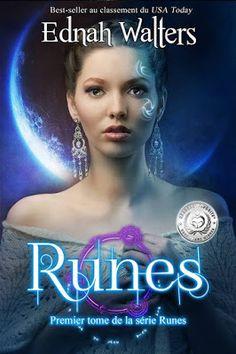 Les Reines de la Nuit: Runes T1 Runes de Ednah Walters