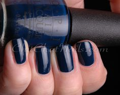 "OPI Euro Centrale 2013 ""I Saw... You Saw... We Saw... Warsaw"" #nails #OPI"