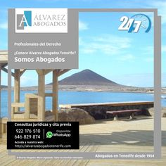 ¿Conoce Alvarez Abogados Tenerife? Somos Abogados en Tenerife desde 1954. https://alvarezabogadostenerife.com #abogados #tenerife #derecho