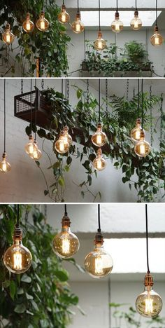 Pendants - Gaia - Gaia by Tala at Hackney Coffee Company - . - Pendants – Gaia – Gaia by Tala at Hackney Coffee Company – - Coffee Shop Interior Design, Salon Interior Design, Coffee Shop Design, Restaurant Interior Design, Coffee Cafe Interior, Florist Shop Interior, Bistro Interior, Small Restaurant Design, Small Cafe Design