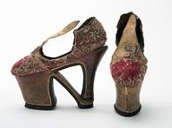 medieval shoes for women