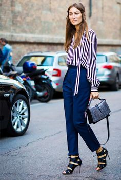 What You Should Wear to Work This Week: 5 Easy Outfits via @WhoWhatWearUK