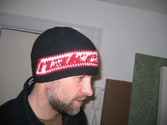 Ørnulf with Naked DIY Cap by nakedcomms cph, via Flickr
