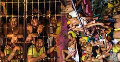 #Crime, #Cruelty 3, 600 Inmates Jailed In The Philippine Prison For A Space Which Is Built For 800 People! - http://inewser.com/3-600-inmates-jailed-in-the-philippine-prison-for-a-space-which-is-built-for-800-people/
