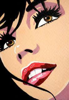 Julies retro Art page