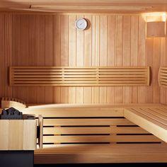 Eo-spa Sauna Lt08 Red Cedar 400x300 9kw Vitra Combi | Sauna ... Relax Finnische Blockhaus Sauna Studio Markunpoika