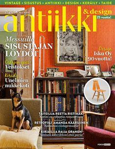 Antiikki & Design 7/2018. Photo Riitta Sourander
