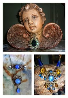 Vintage and Antique necklaces at The Jewelry Lady's Store