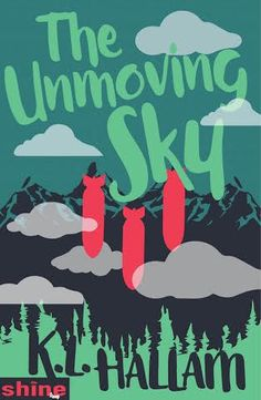 Interview THE UNMOVING SKY by K L Hallam @love8rockets @LeapBks #Woof #Meow