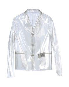 Jil Sander plastic blazer