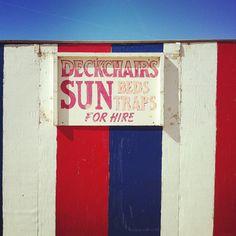 Deck chairs hire Margate. Beach Hut Shed, Margate Beach, Chair Hire, Kent Coast, Bucket And Spade, Heartbreak Hotel, British Seaside, Sea Glass Beach, Plastic Pollution