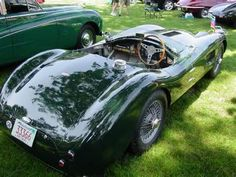 Replica Jags Have Over Time Become Part Of The Legend And Seen As Jaguar By Ociation 1953 C Type Vintage Works