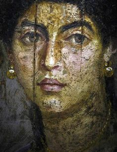 ✖️Roman Fayum Mummy Portraits ✖️ More Pins Like This One At FOSTERGINGER @ Pinterest ✖️