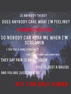 Krewella - Human Lyrics