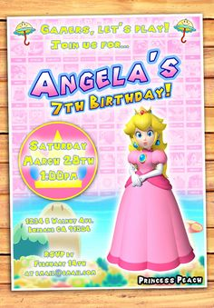 12 Best Princess Peach Super Mario Party Images