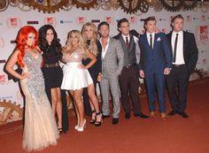 La alfombra roja de los MTV European Music Awards