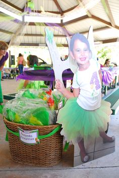 """Photo 1 of 42: Tinkerbell  Fairies / Birthday """"Tinkerbell and the Pixie Hallow Games"""" 