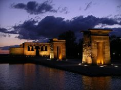 Temple de Debod (Madrid)