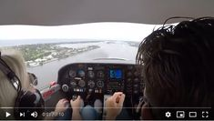 Flying around Palm Beach by Mara Lago, the Colony Hotel, Worth Avenue, local marinas and golf courses - Laura Kerbyson. First time flying a stick rather than.